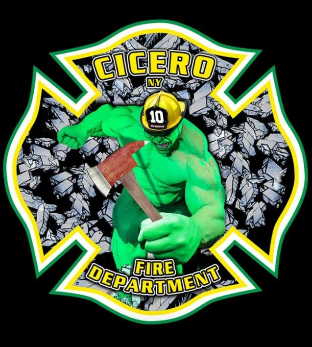 CFD Hulk Sticker